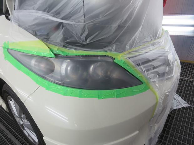 ヘッドライト傷修理・エリシオン・RR1 (11).JPG