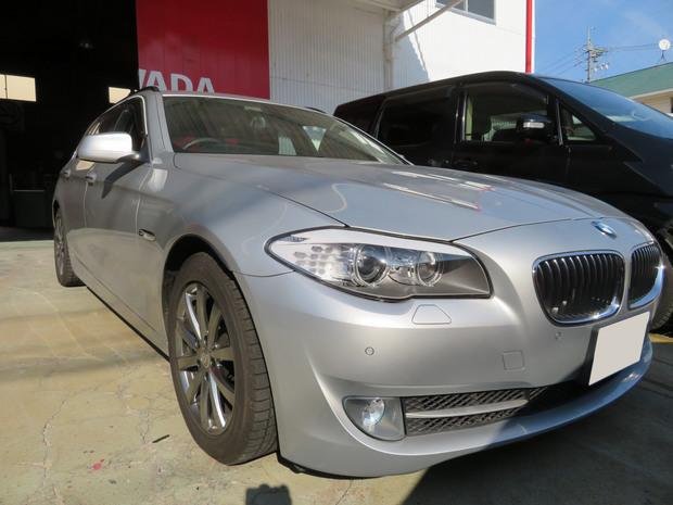モールコーティング_BMW(DBA-XL20)_1.JPG