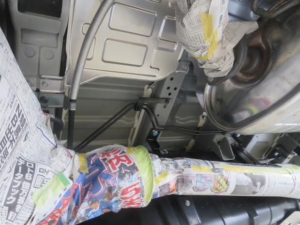 下回り防錆塗装_キャラバン(LDF-VW6E26)_4.JPG