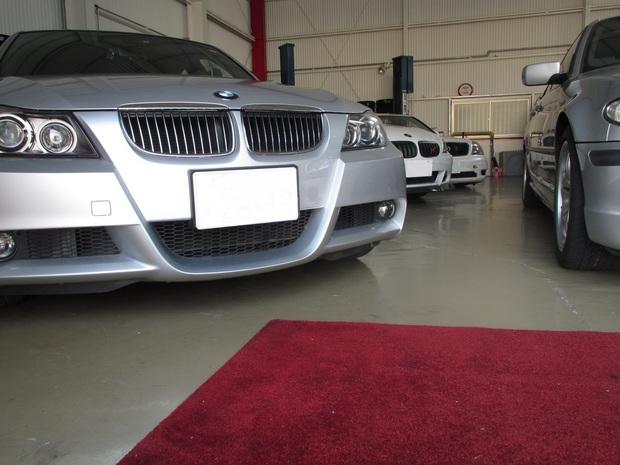 BMW325(フロントバンパー修理) (12).JPG