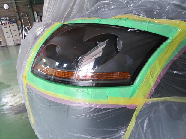 アウディTT(ヘッドライトコーティング塗装)8NBVR (31).JPG
