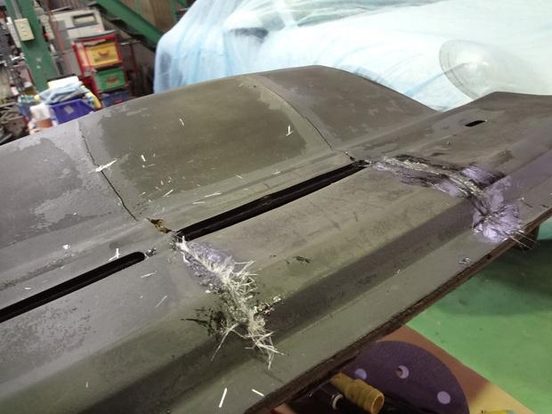 ダッシュボード修理_シロッコ(E-53PL)_8.JPG