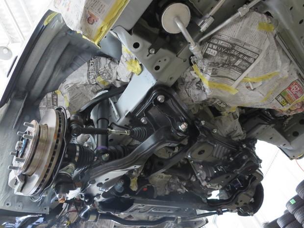 下回り防錆塗装アンダーフロアーコーティング(ハイエースバン・GDH206V) (13).JPG