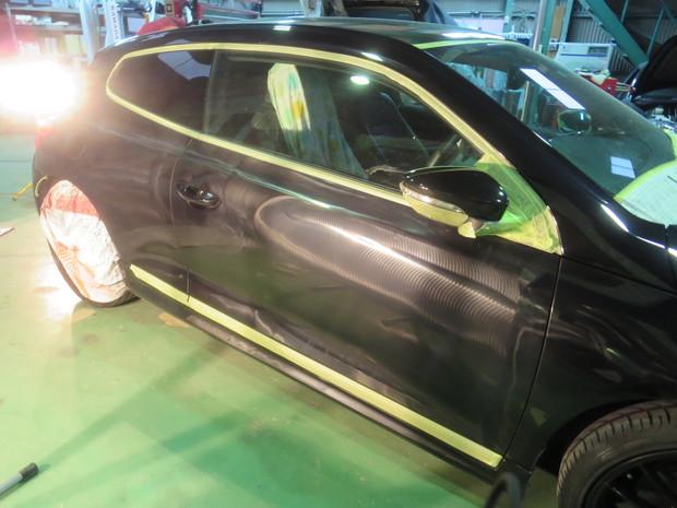 VWシロッコ(ガラスコーティング) (8).JPG